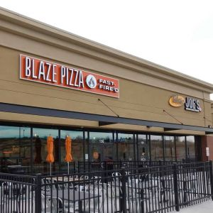 QSR Building Blaze Pizza Zoes Kitchen